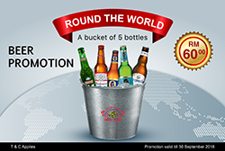 Beer Promotion (Round the world)