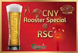 CNY Rooster Special @ RSC