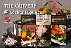 The Carvery @ Cocktail Lounge