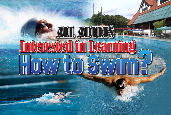 Adult Swimming Lessons @ RSC Bukit Kiara