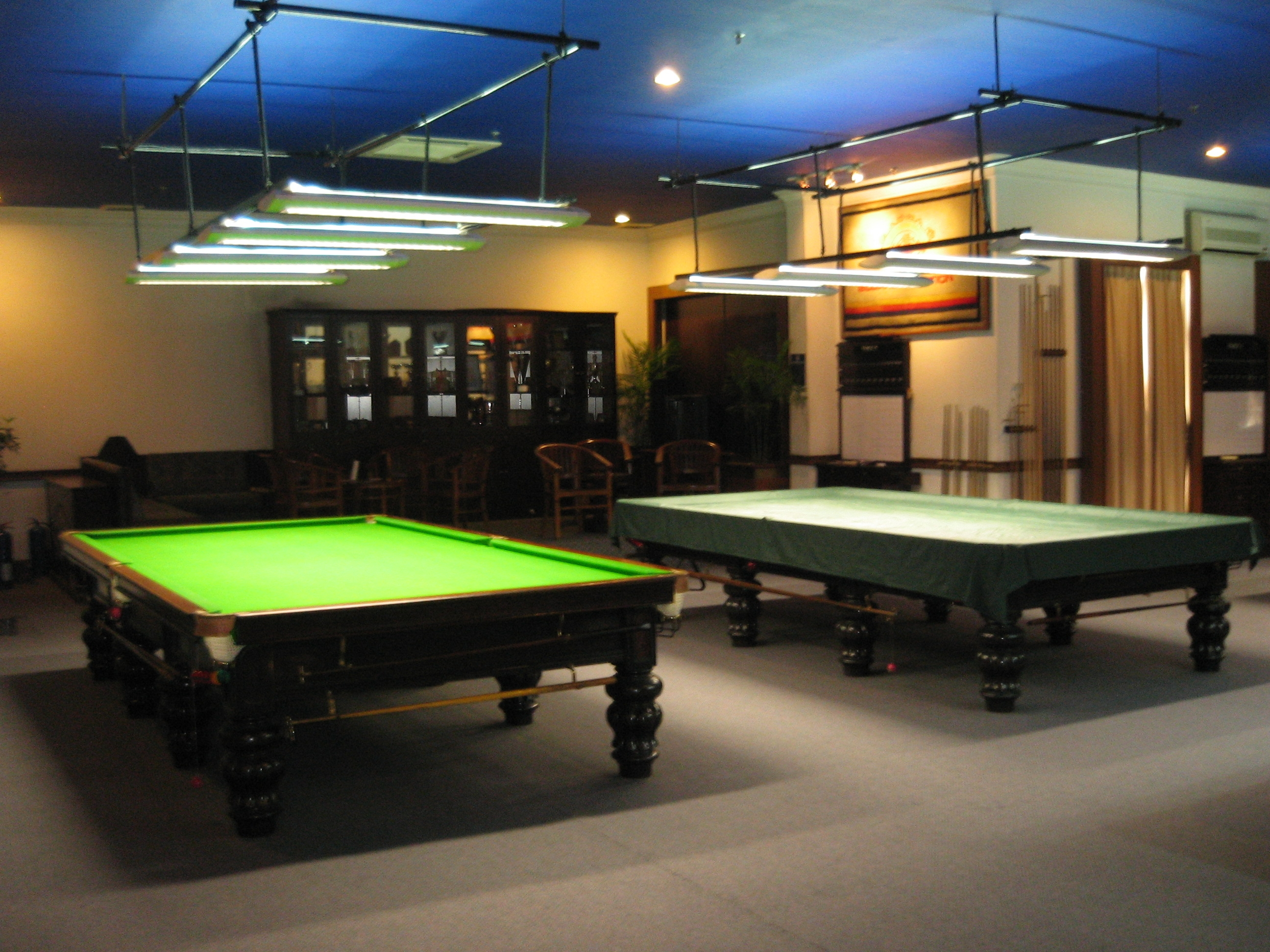 Billiards/ Pool Tables