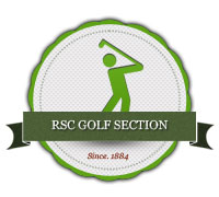 RSC GOLF SECTION